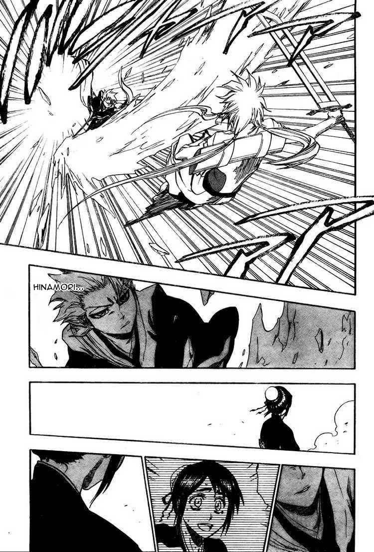 Bleach chapter 334 trang 7