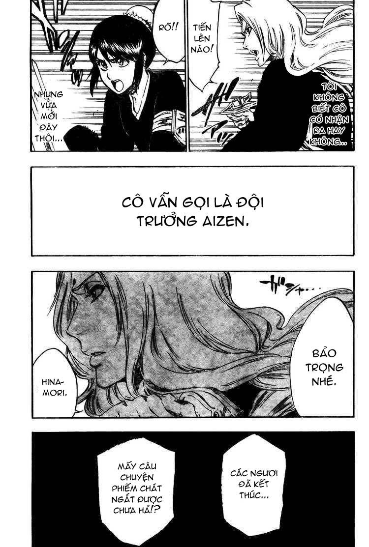 Bleach chapter 334 trang 11