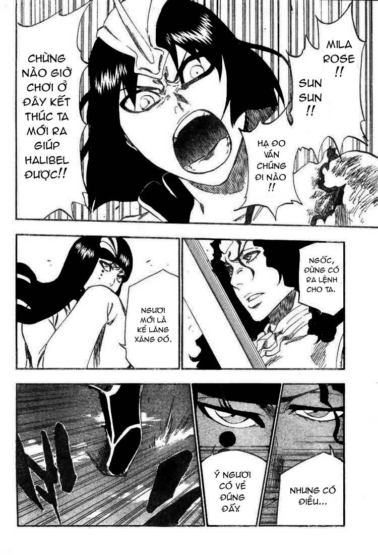 Bleach chapter 334 trang 16
