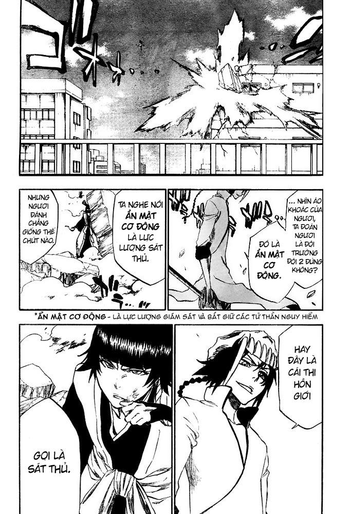 Bleach chapter 331 trang 5