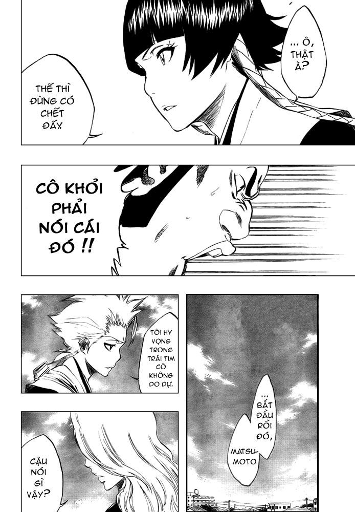 Bleach chapter 329 trang 7