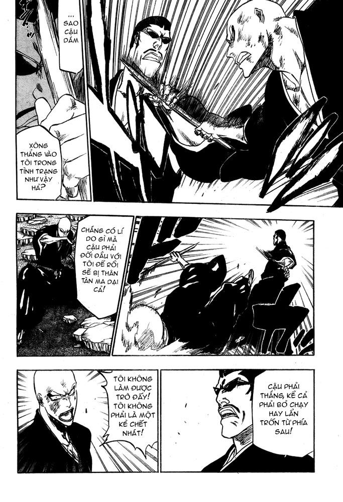 Bleach chapter 328 trang 12