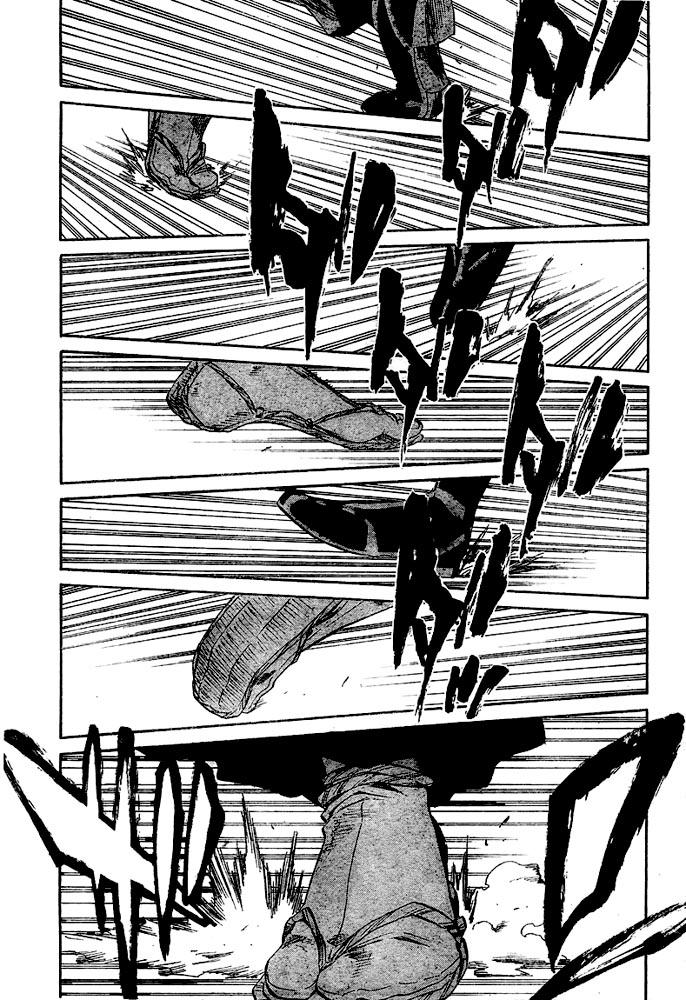 Bleach chapter 328 trang 19