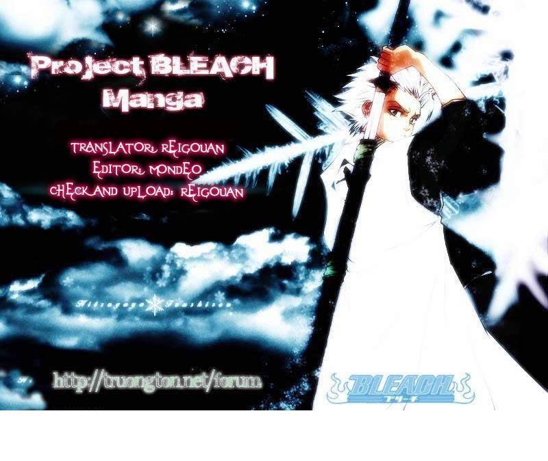 Bleach chapter 328 trang 21