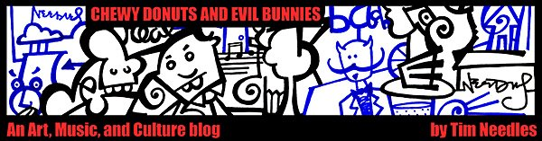 Chewy Donuts and Evil Bunnies