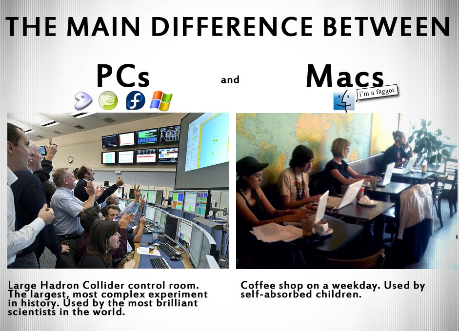 The Short Bus: PC vs Mac