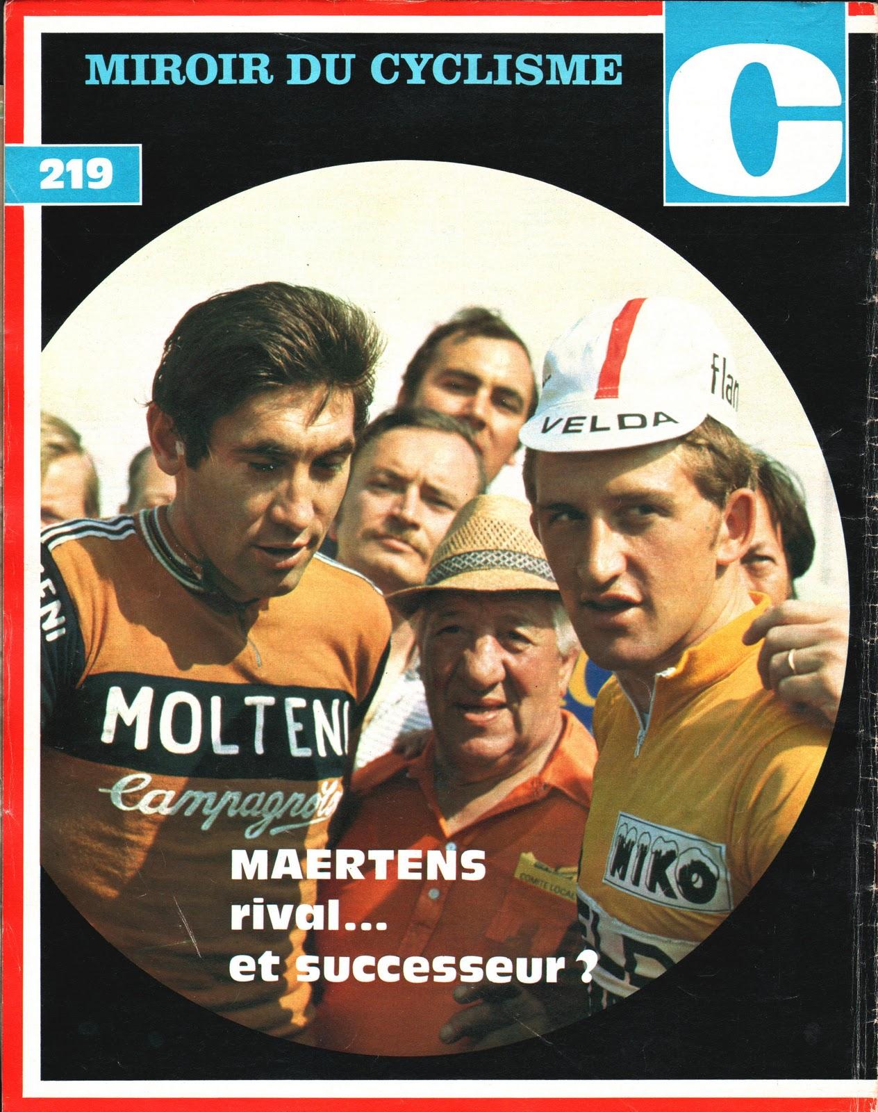 Mon tour de france 1959 la suite dans la roue de freddy for Miroir du ciclisme
