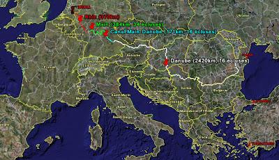 Carte De Leurope Avec La Hollande.Troller Avec Ou Sans Troll Juin 2007 Troll Va Traverser L Europe