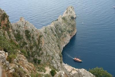 Montagne Calcaire Turquie