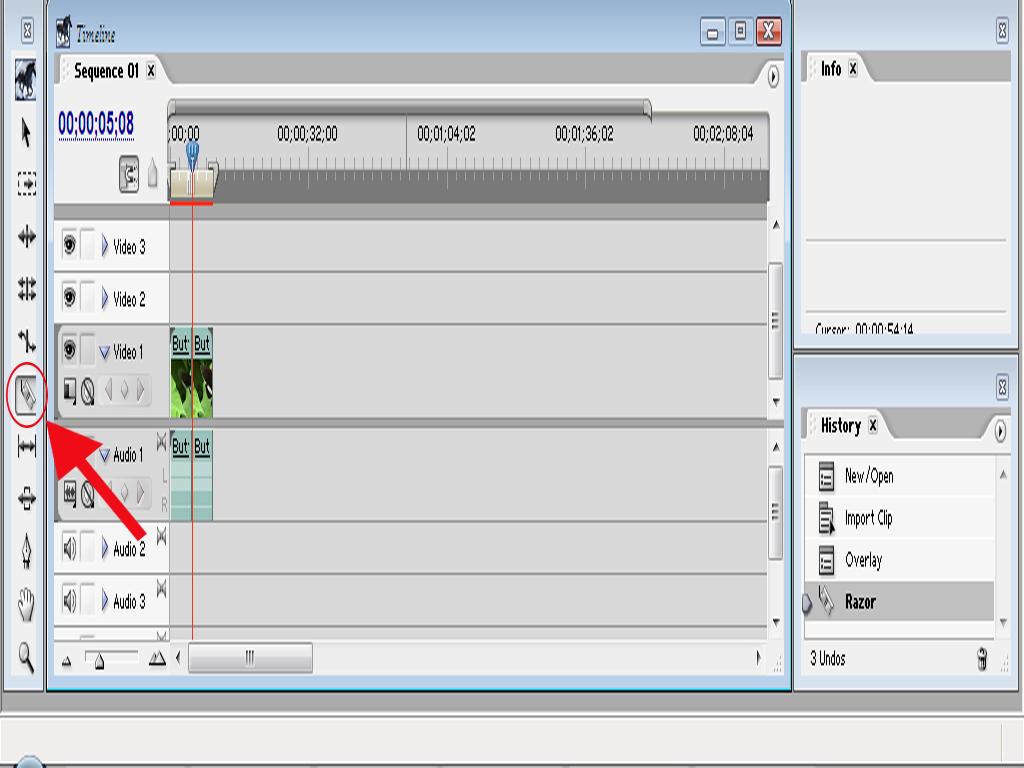 Cara Memberi Effect Transisi Pada Adobe Premiere 1.5 ...