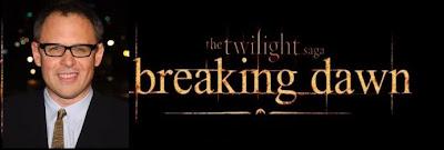 Bill Candon dirigirá ambos filmes de Crepúsculo Amanhecer