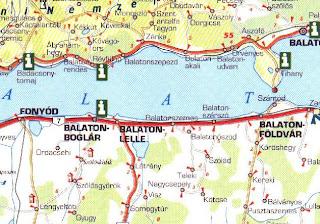 balaton térkép településekkel Online térképek: 2008.01.01.   2008.02.01. balaton térkép településekkel