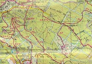 pilis térkép Online térképek: Pilis turistatérkép