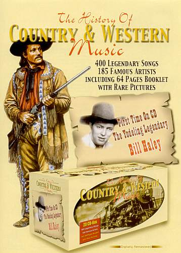ROCKABILLY/SUPER/88: The History of Country and Western Music