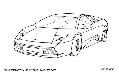 Ford Mustang Kolorowanka Najlepsze Kolorowanki Strony