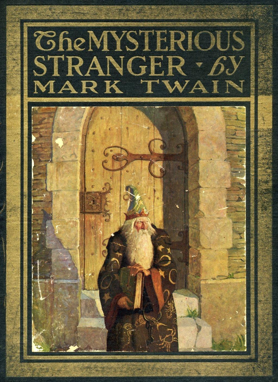 Book By Adams Media: Pellucidar Offerings 3: Mysterious Stranger Book By Mark Twain
