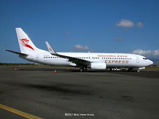 Hong Kong Express Airways B Kxg