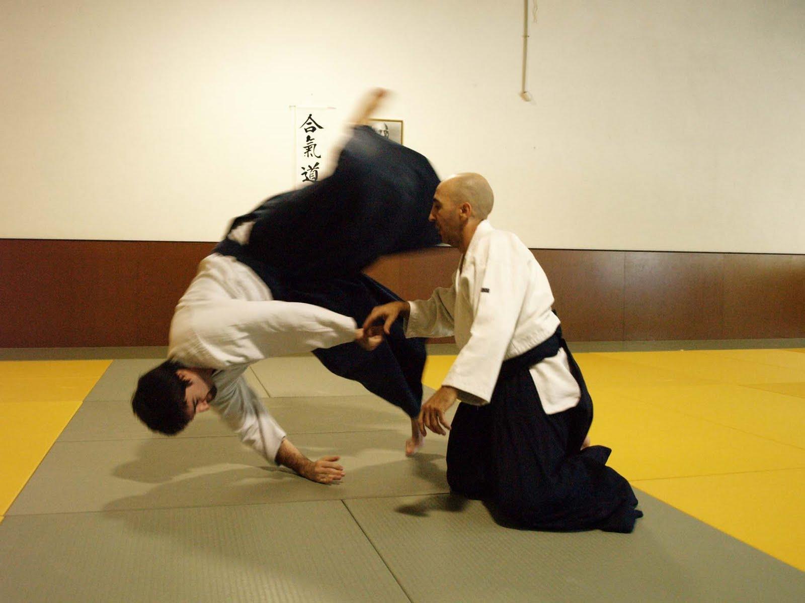 DFS.XXI: ¿Que es el Aikido?