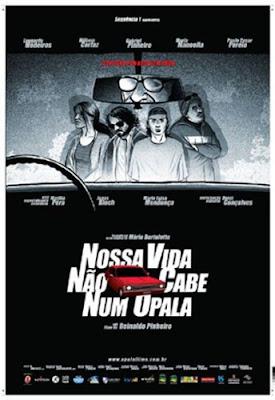 Baixar Filme Nossa Vida Não Cabe Num Opala - 2009