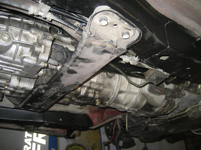 Nissan Skyline GTR Transmission Support