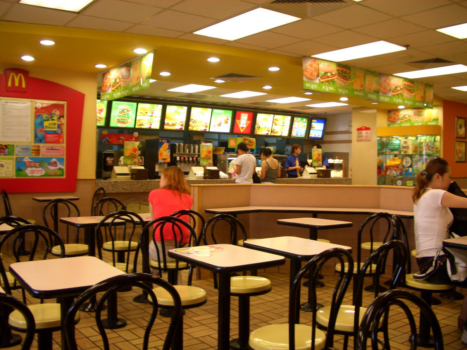 Fast Food Restaurants 34119
