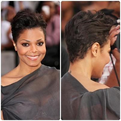 Janet Jackson New Haircut Jpg