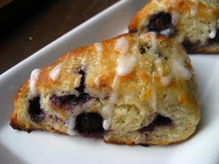 America S Test Kitchen Blueberry Scones