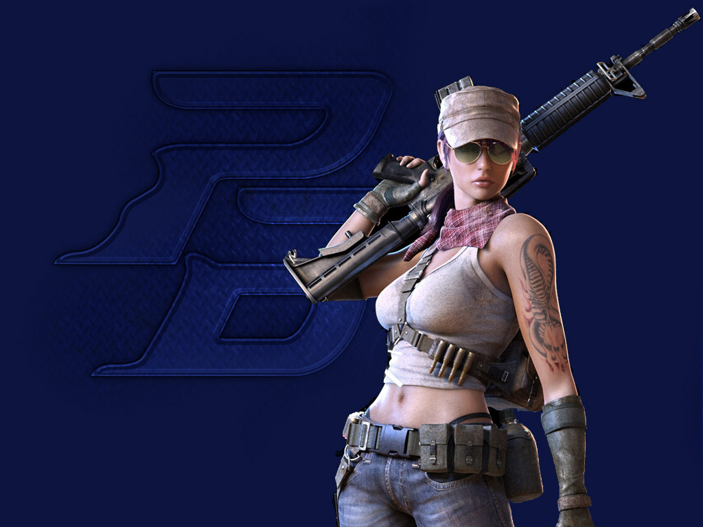 Point Blank Games