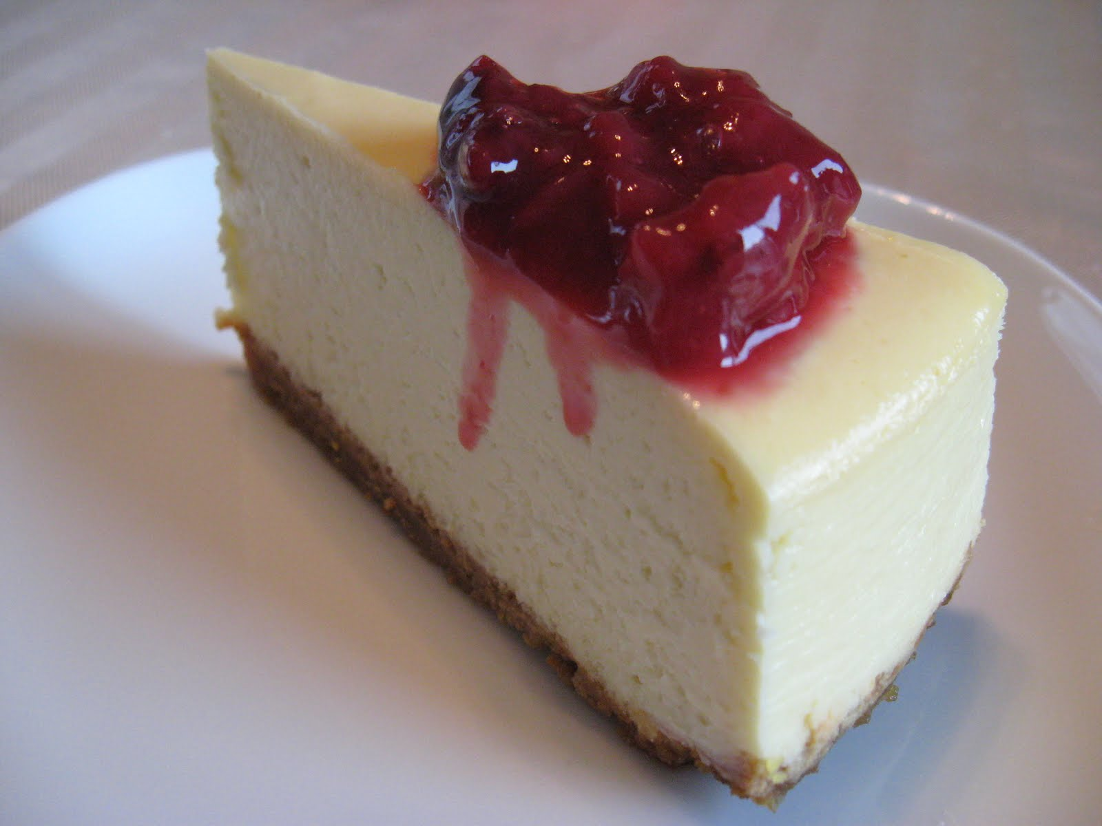 Recettes De Flipp New York Cheesecake