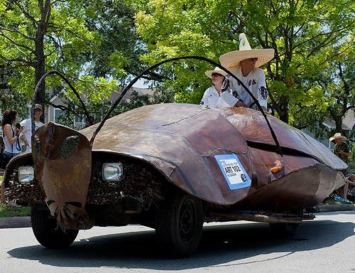 Wacky Car Photos: Roach Coach?