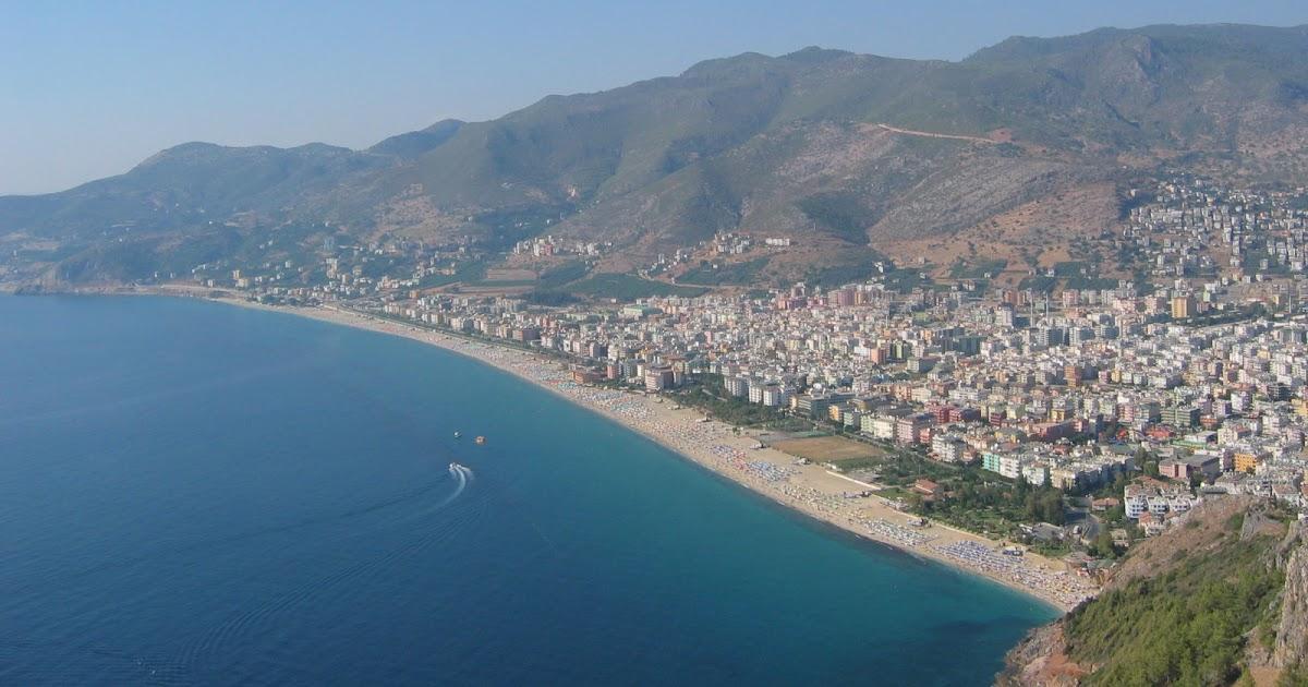 Turkki Alanya