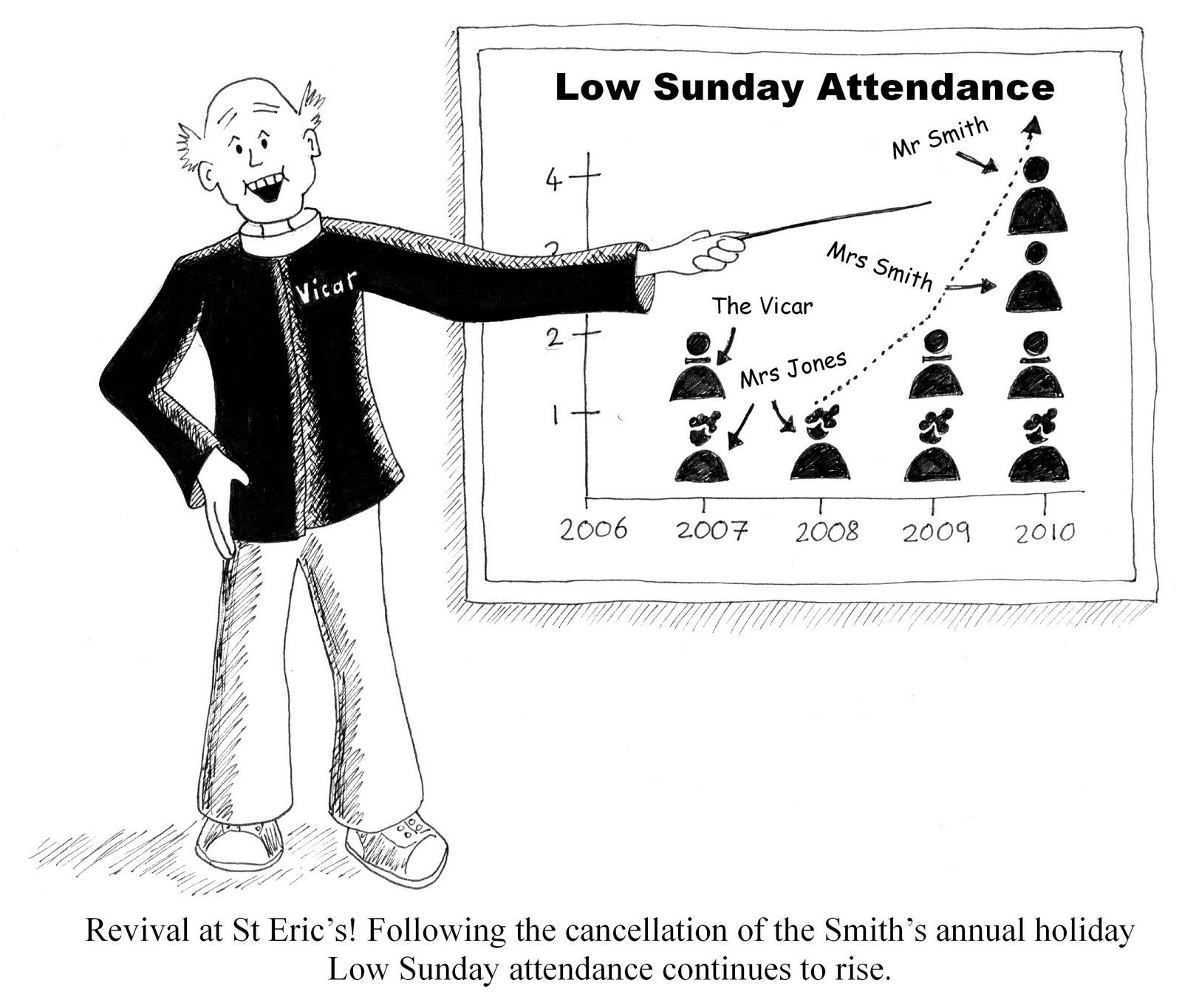 School Attendance Cartoons