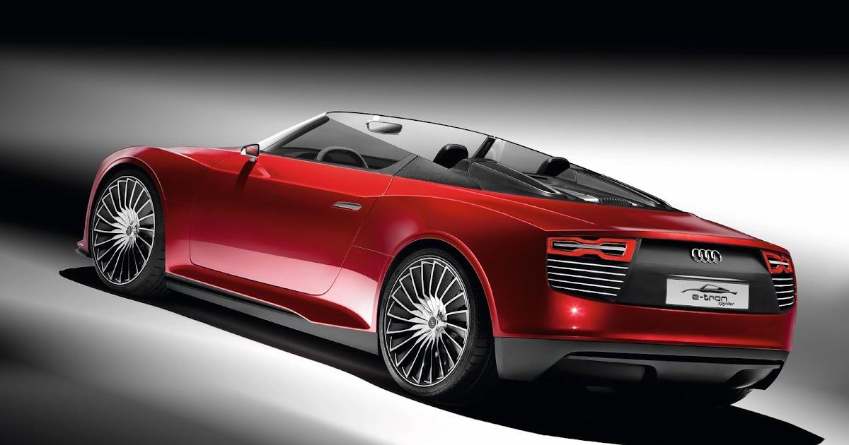 voiture du futur audi et la voiture lectrique en guest star las vegas. Black Bedroom Furniture Sets. Home Design Ideas