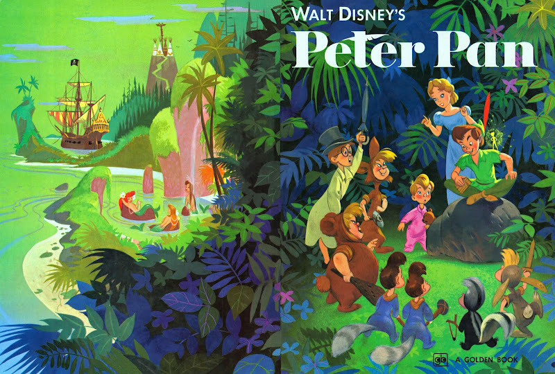 Walt Disney's Peter Pan title=