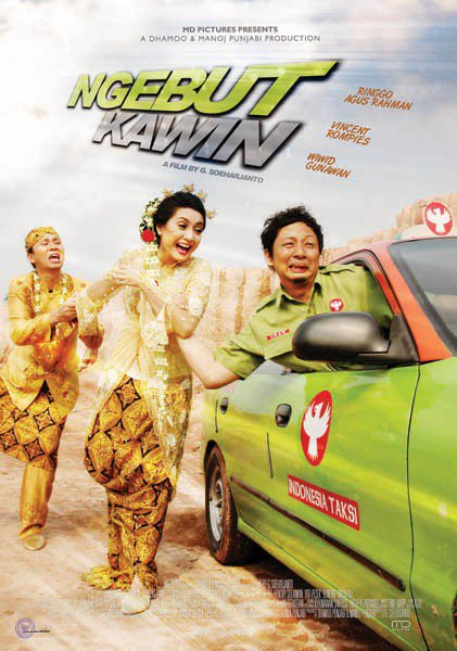 Ngebut kawin Full Movie (2010)