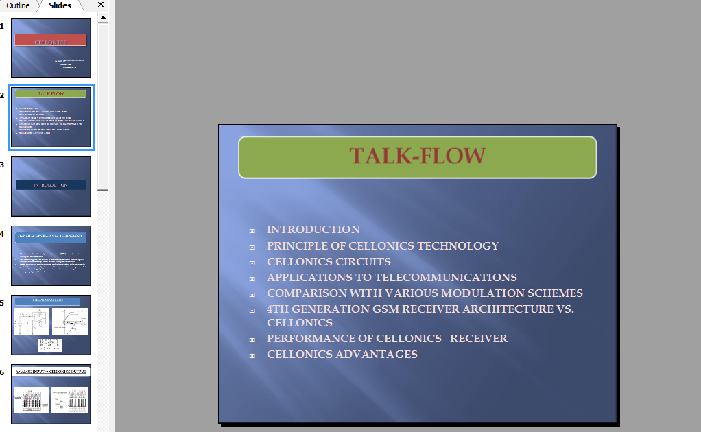 Final year project ideas for information technology students