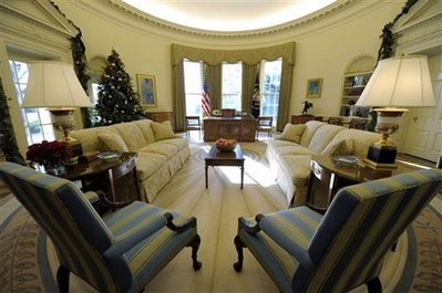 Rincon De Nimo Oval Office Remodel