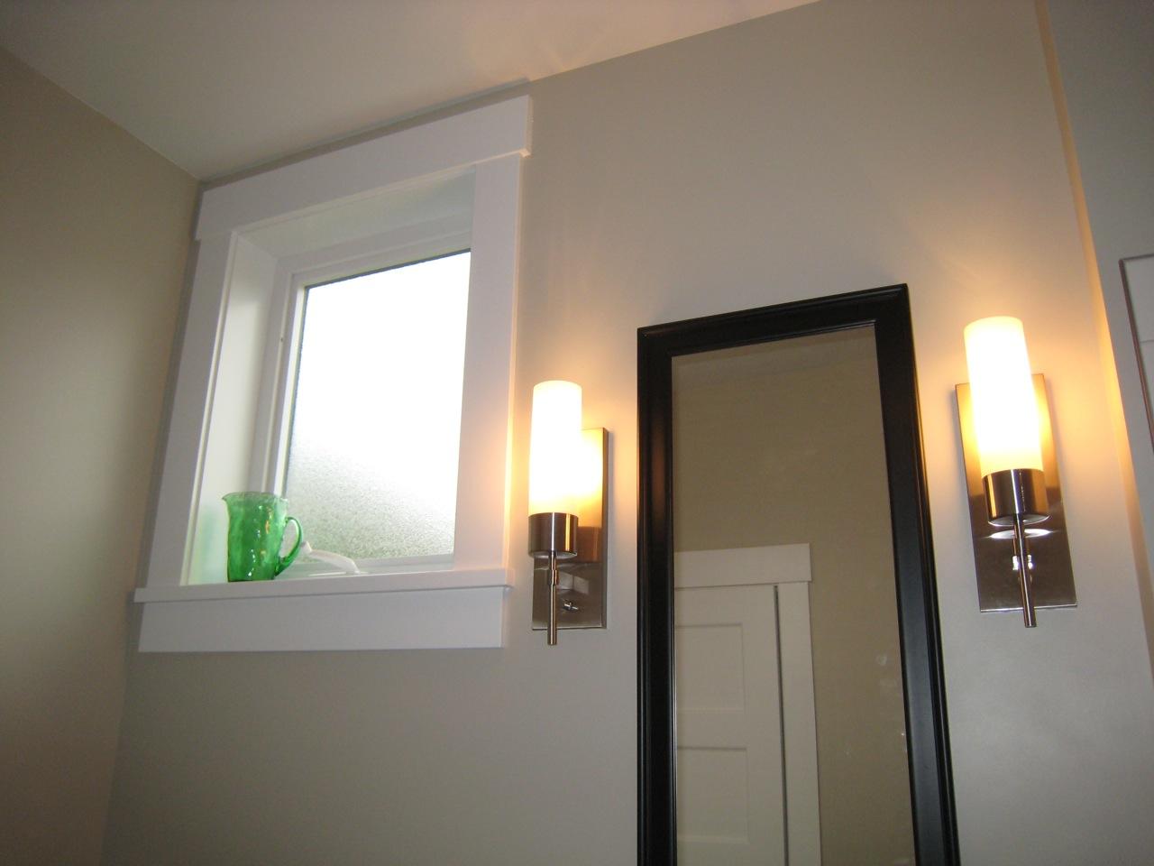Details Of Home First Floor Bathroom Details