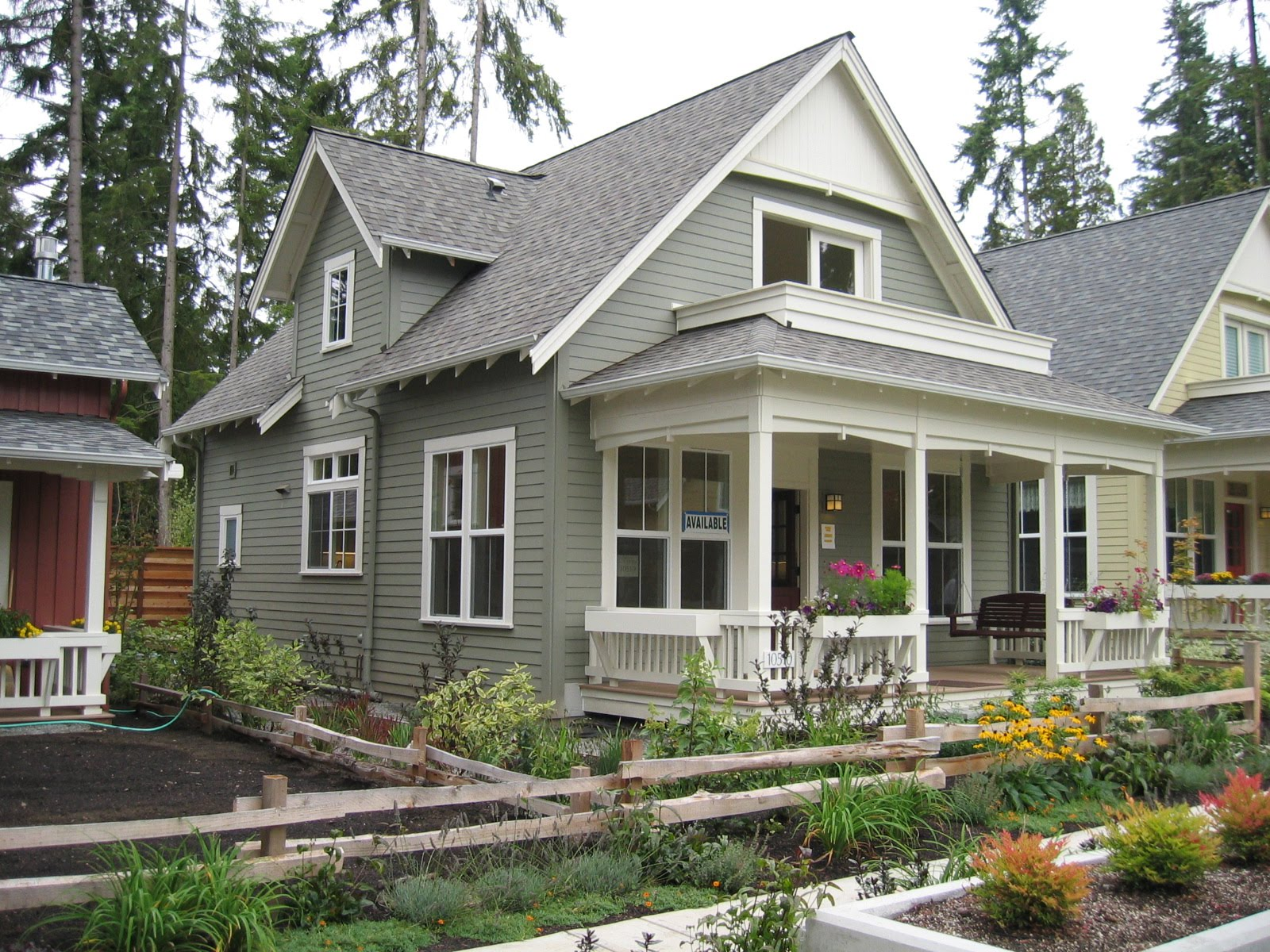 Details Of Home: Front Porch Inspiration