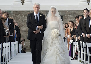 5 Chelsea Clinton & Marc Mezvinsky