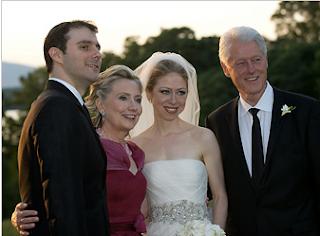 0 Chelsea Clinton & Marc Mezvinsky