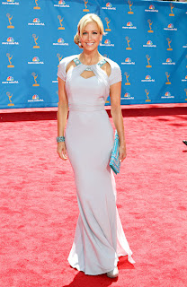 Lara Spencer Emmy Awards 2010!