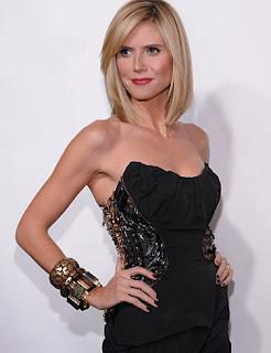 4 Heidi Klum...!