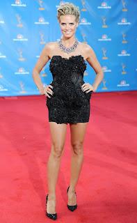 13 Heidi Klum...!