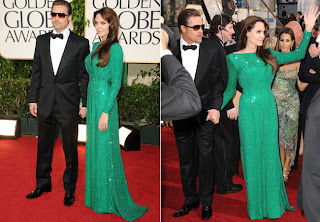 4 Angelina Jolie no Golden Globe Awards!
