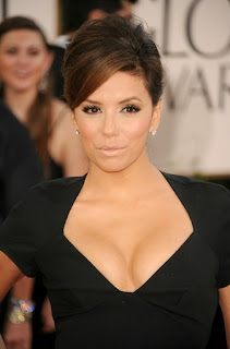 2 Eva Longoria no Golden Globe 2011