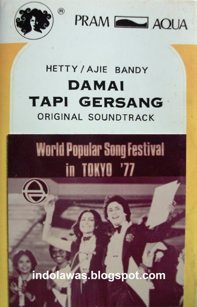 indolawas: World Popular Song Festival in Tokyo '77