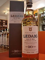 ledaig 10 years old bottle
