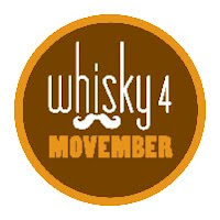 whisky 4 movember logo