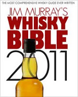 the cover of the jim murray's whisky bible 2011